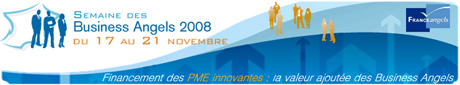 Semaine des Business Angels 2008